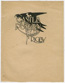Front cover design by Archibald Knox