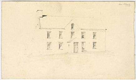 Upper Ballachrink, Malew by Archibald Knox