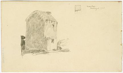 Building near St Marks by Archibald Knox