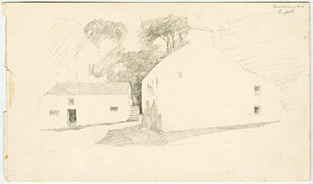 Mullinaragher Farm by Archibald Knox