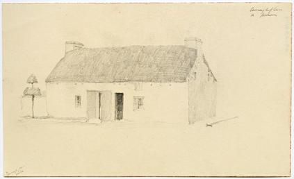 Curragh glass by Archibald Knox