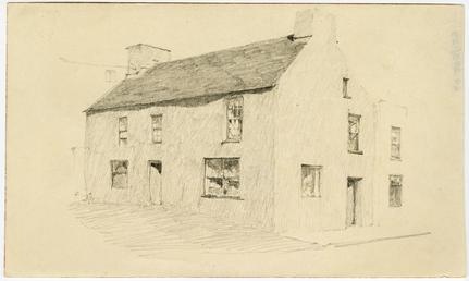 Country buildings by Archibald Knox