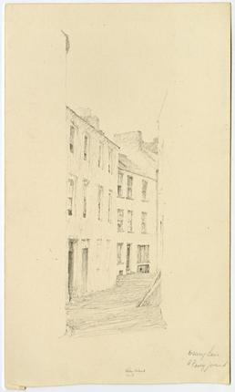 Drury Lane and Fairy Ground by Archibald Knox