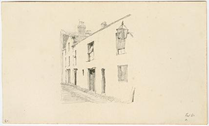 Fort Street by Archibald Knox
