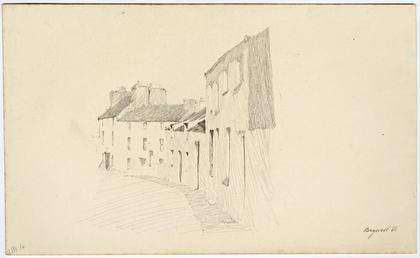 Bigwell Street by Archibald Knox