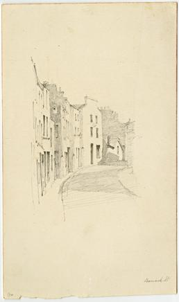 Barrack Street by Archibald Knox