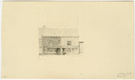 Guttery Gable, Sand Street by Archibald Knox