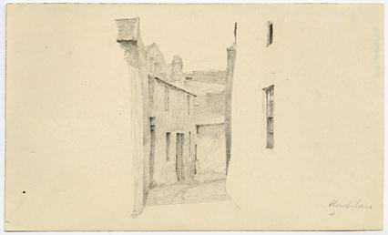 Howells Lane by Archibald Knox