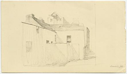 Muckle's Gate on North Quay by Archibald Knox