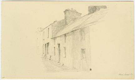 Back Strand Street by Archibald Knox