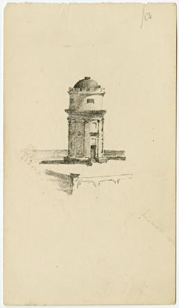 Lighthouse by Archibald Knox
