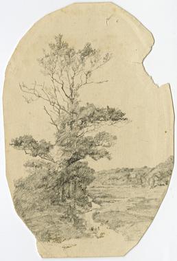 Landscape by Archibald Knox