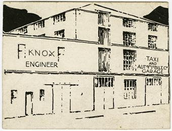 Knox Engineering works by Archibald Knox