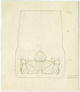 Liberty design for a flower jar by Archibald…