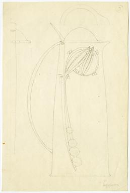 Liberty design for a jug by Archibald Knox