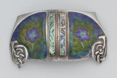 Liberty Cymric belt buckle designed by Archibald Knox