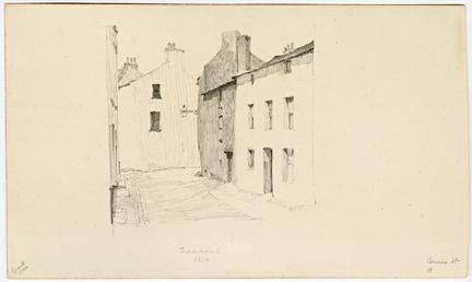Queen Street, traditional 1650