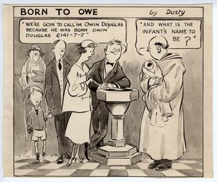 Born to Owe