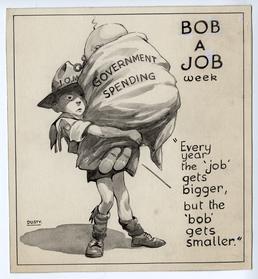 Bob a Job Week