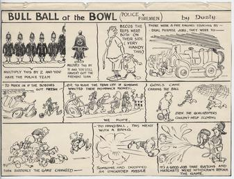 Bull Ball at the Bowl