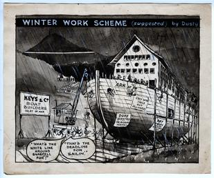 Winter work scheme