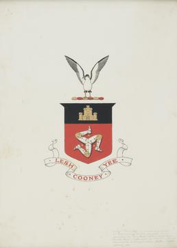 Coat of Arms for Board of Guardians