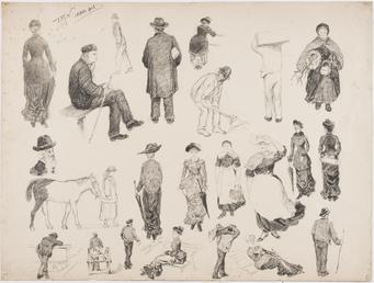 Study of figures
