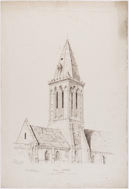 Church at Bretteville