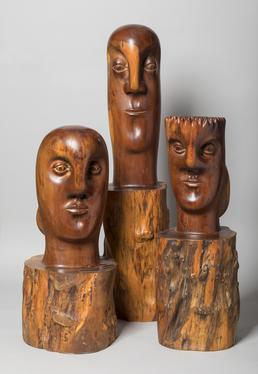 Three Tree Heads
