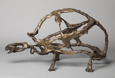 Tortoise Sculpture by Bryan Kneale RA