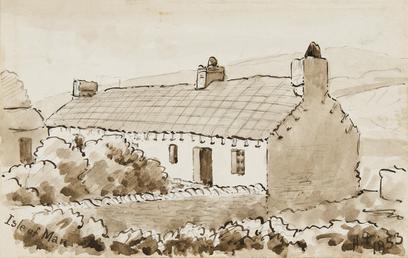 Gretch Veg Cottage, Lonan