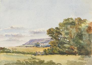Near Ballaugh looking east