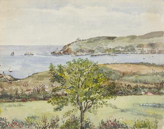Douglas Bay from J. Moore's Howstrake