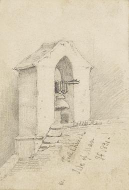 Peel Church Belfry