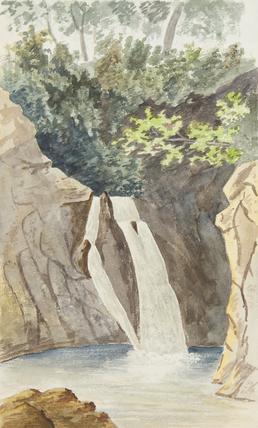 Ballure Waterfall