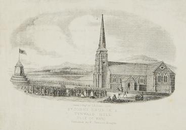 St John's Church and Tynwald Hill (Isle of…