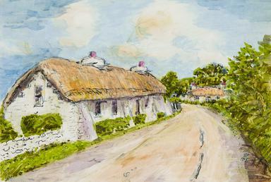 Manx Cottages, Cranstal