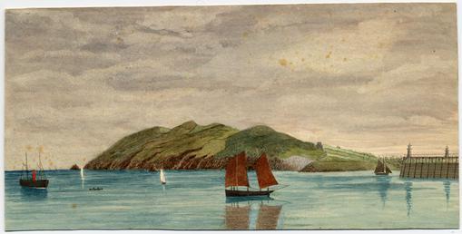 Ramsey Bay 1875