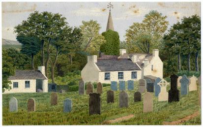 Lezayre Churchyard