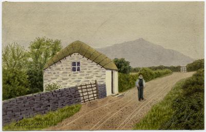 Cairn Gerjoil near Laxey