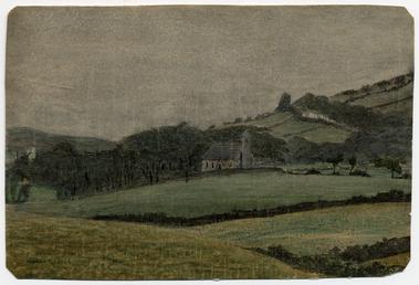 Ballure Chapel