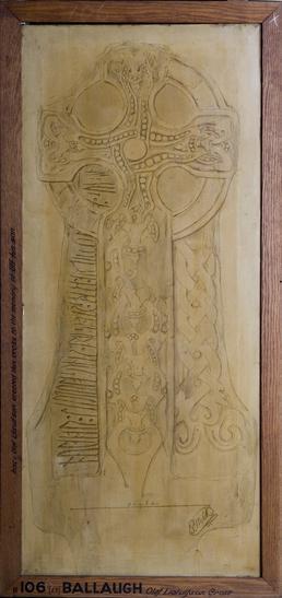 Olaf Liotulfson's Cross Slab