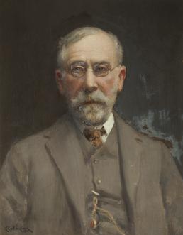Portrait of Sir William Herdman F.R.S.