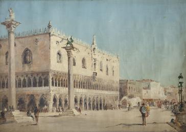 The Doges Palace, Venice