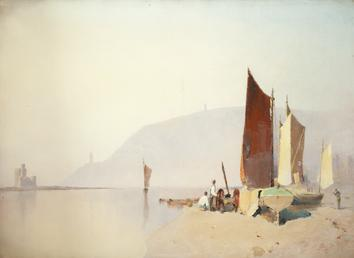 Douglas sands: a summer morning in 1860