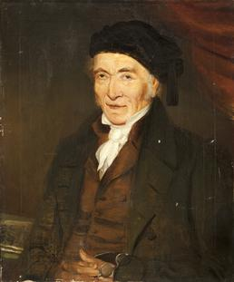 Portrait of James Grellier
