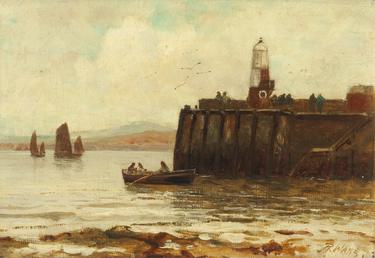 The Harbour, Peel