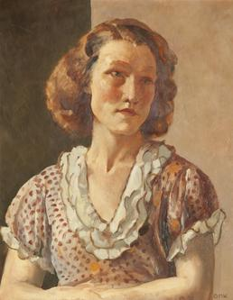 Portrait of Mavis