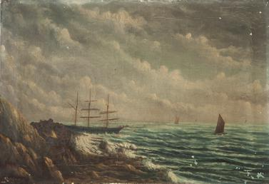 Wreck of the Thorn, Onchan Head