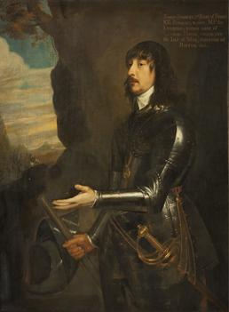 Portrait of James Stanley, Seventh Earl of Derby